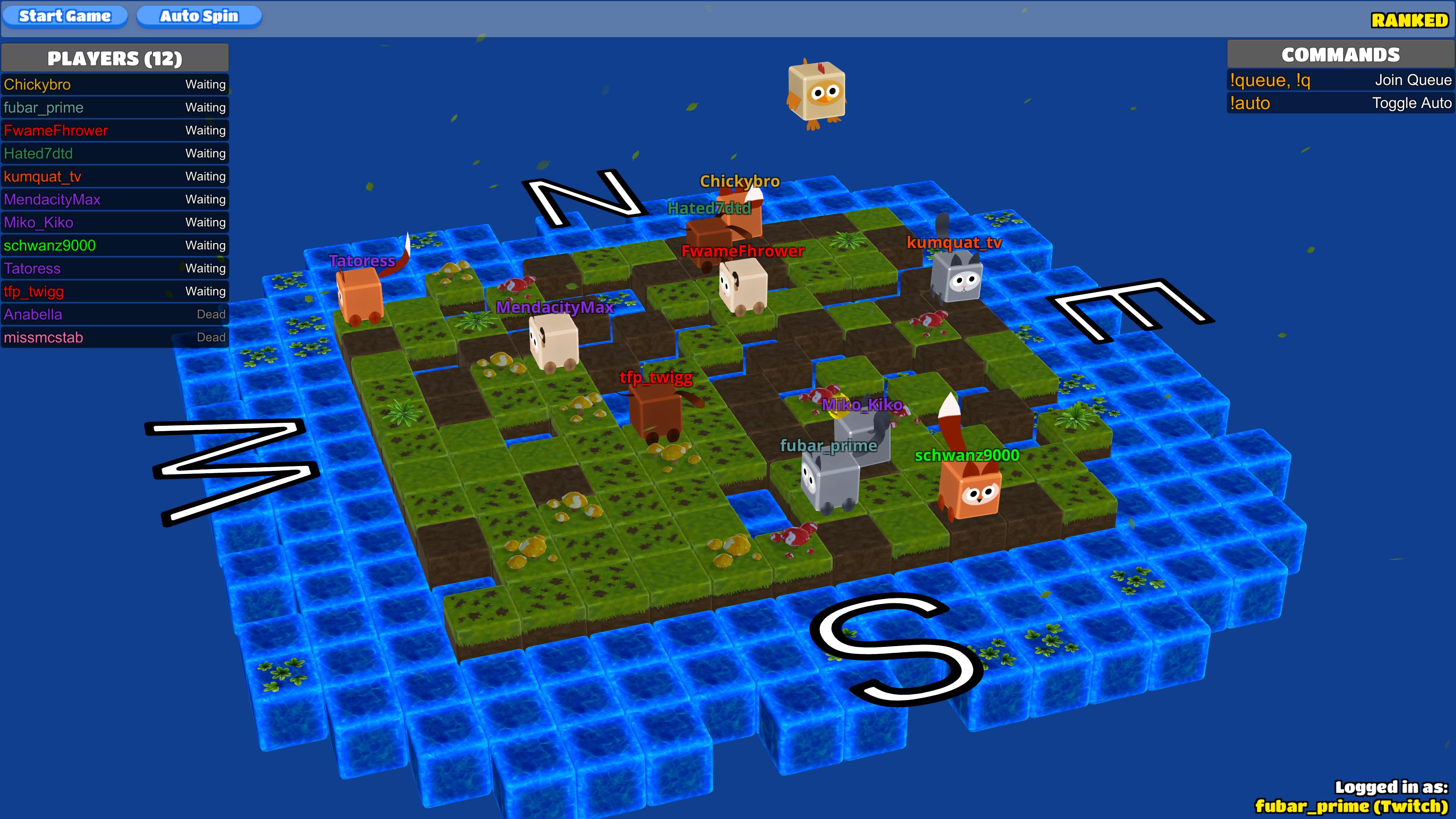 Screenshot - Bird Rush